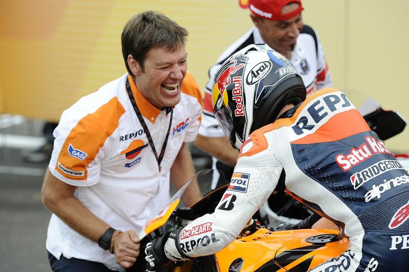 Honda rider Pedrosa victorious in Grand Prix of Japan
