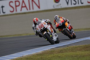 Gresini Racing GP of Japan race report