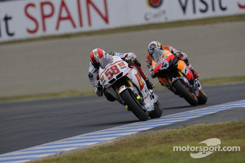 Gresini Racing GP of Japan race report