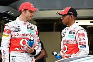 No.2 driver 'best way' for F1 team success - Button