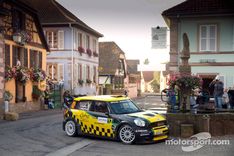 Brazil WRT retires from Rallye de France