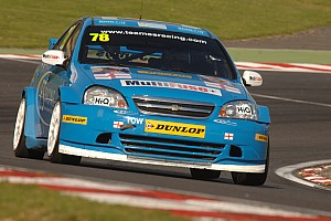 BTCC Team ES Racing Brands Hatch GP qualifying report