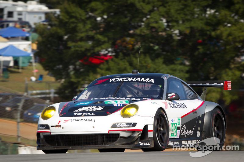 Paul Miller Racing Road Atlanta race report