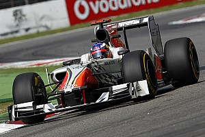 HRT Japanese GP - Suzuka qualifying report