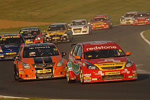 BTCC Double champion Thompson returns for season finale at Silverstone