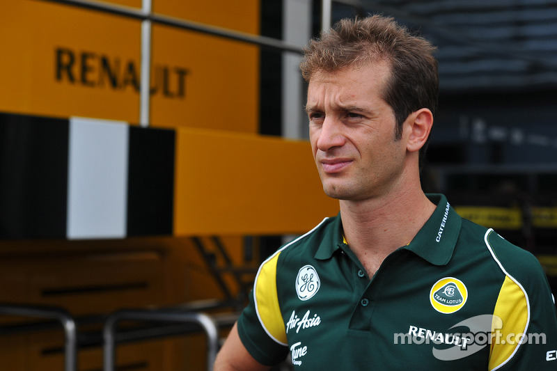 Team Lotus expects leap into the unknown for Korean GP at Yeongam