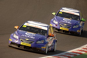 BTCC Tech-Speed set for Silverstone