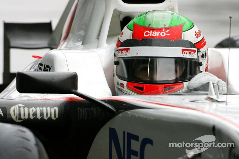 Sauber Korean GP - Yeongam qualifying report