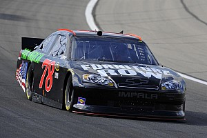 Regan Smith Charlotte 500 race report