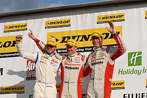 BTCC Season Finale at Silverstone sees 3 Different Winners