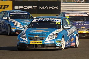 BTCC Alex MacDowall Silverstone event summary