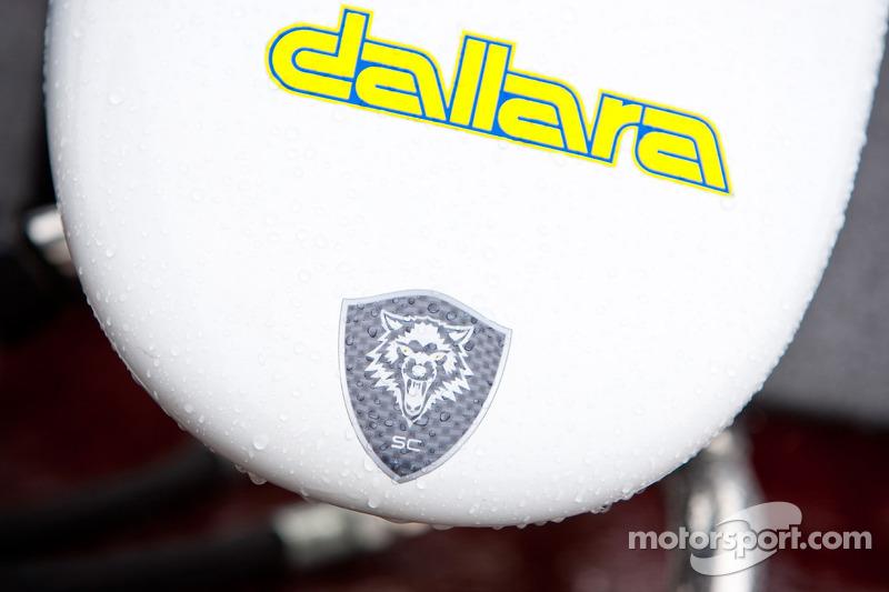 Scuderia Coloni prepped for Barcelona test