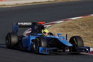 GP2 OceanR Barcelona test summary