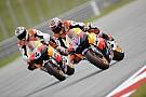 Series Malaysian GP warmup report