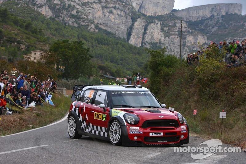 MINI Rally de España final leg summary