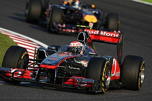 McLaren's Whitmarsh says his team is poised to win the Indian GP