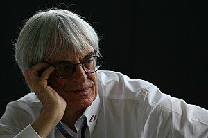 Ex Formula One co-owner mused sacking Ecclestone - witness