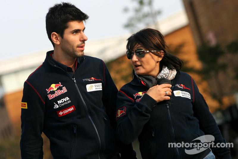 Toro Rosso Indian GP Friday practice report