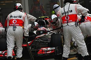 McLaren Indian GP Friday practice report