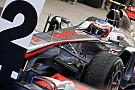 McLaren Indian GP race report