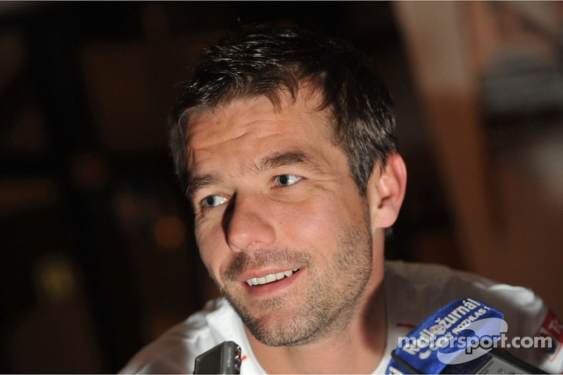 Green flag for Sébastien Loeb Racing