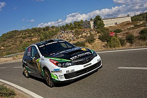 WRC Symtech Racing up for rally award