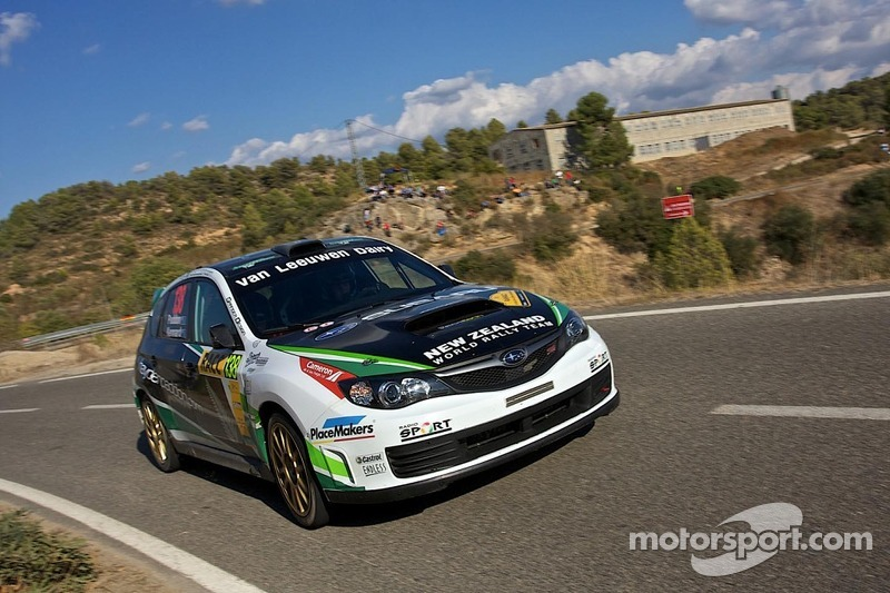 Symtech Racing up for rally award