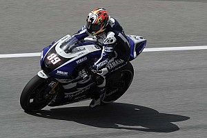 MotoGP Yamaha Valencia GP Friday report