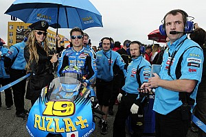 Rizla Suzuki Valencian GP race report