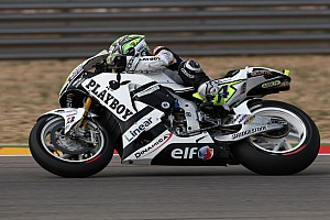 LCR Honda Valencian GP race report