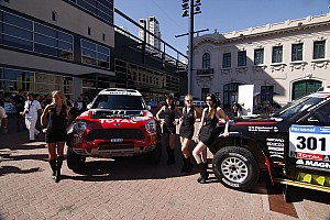 Dakar Team X-raid fields eight vehicles in 2012 Dakar Rally