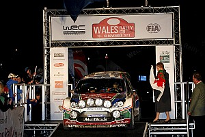 WRC Ford Wales Rally GB leg 1 summary