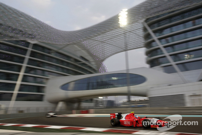 Series preview of Abu Dhabi non-championship event
