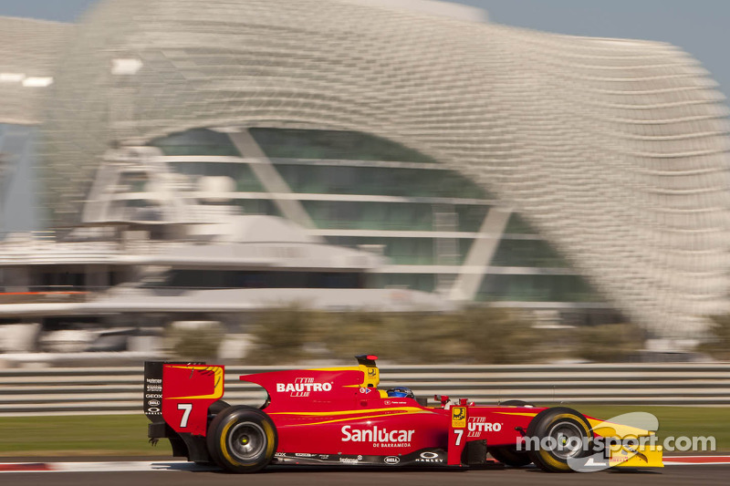 Leimer grabs Abu Dhabi pole in close battle