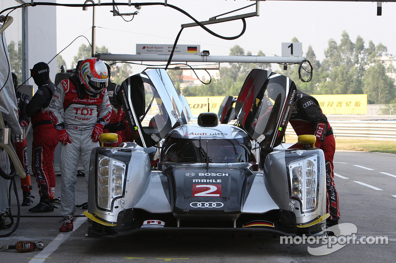 Audi Sport Zhuhai qualifying report