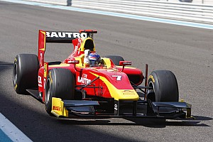 GP2 Racing Engineering pleased with Leimer Abu Dhabi race 1 win