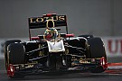 Lotus Renault Q&A with Petrov and Senna about the Abu Dhabi GP
