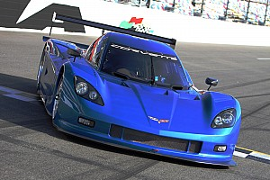 Grand-Am Corvette Daytona Prototype announcement press conference