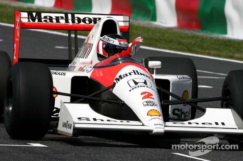 Honda eyes F1 return with McLaren