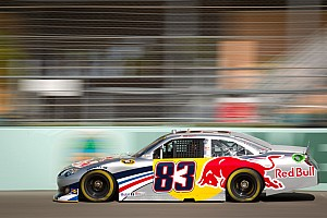 NASCAR Sprint Cup Red Bull Racing Team Homestead race report