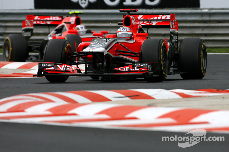 Marussia Virgin's Booth aiming for reliability for Brazilian GP