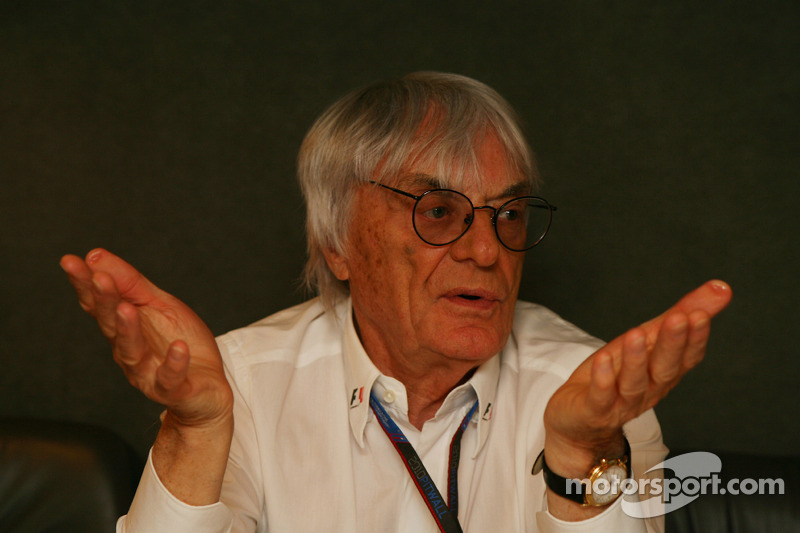 Ecclestone not accepting counter-offer for 2012 US GP
