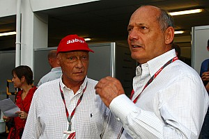 Formula 1 Lauda tips McLaren to challenge Red Bull in 2012