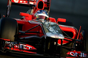 Formula 1 Confirmed - Pic replaces d'Ambrosio at Marussia