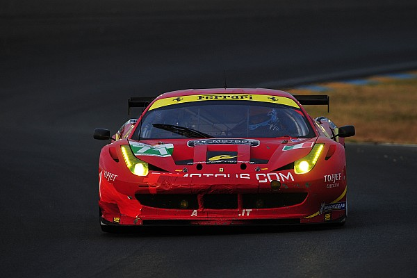 Michael Waltrip Racing and AF Corse team for the 50th annual Daytona 24H