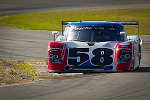 Series finishes December pre-season testing at Daytona