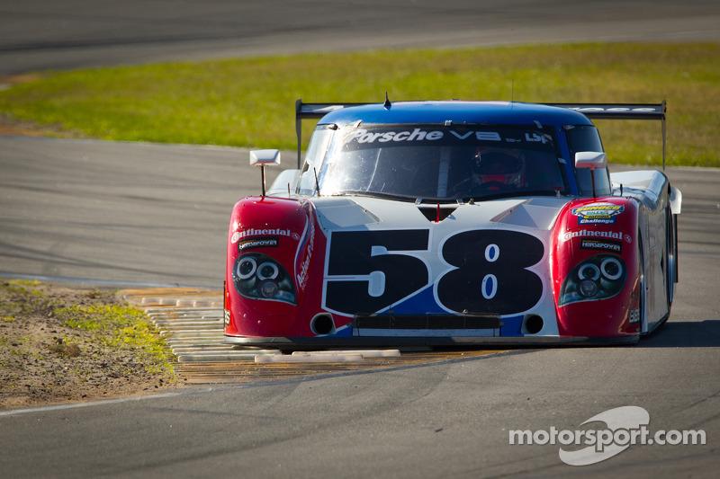 Series finishes December pre-season testing at Daytona