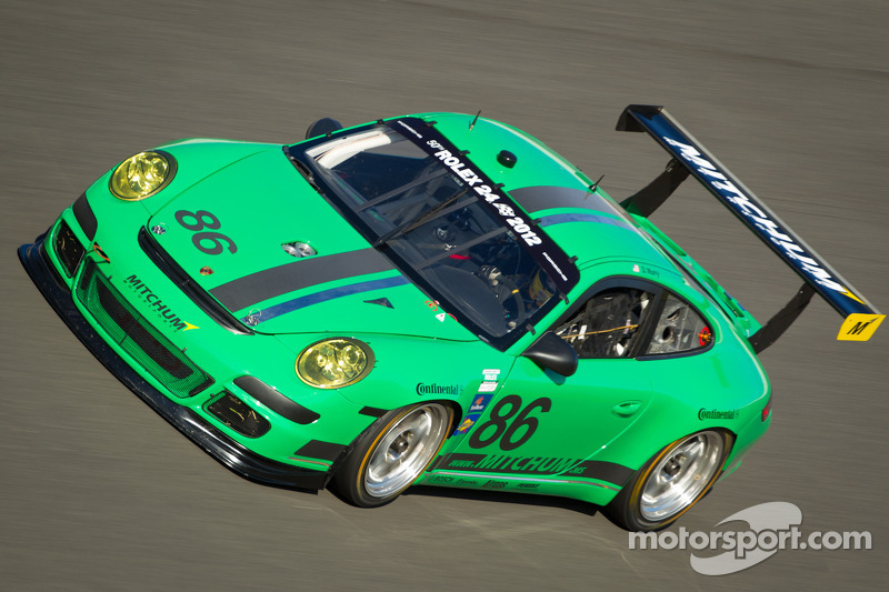 Mitchum Motorsports announces plans for 2012 Daytona 24H