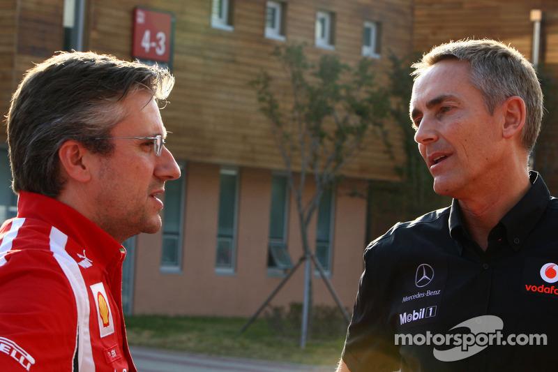 Ferrari shops at McLaren to boost aerodynamics