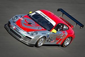 Grand-Am Flying Lizard Motorsports Daytona January test summary